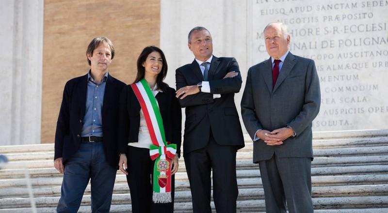 bulgari-celebrates-inauguration-of-spanish-steps-monument-in-rome