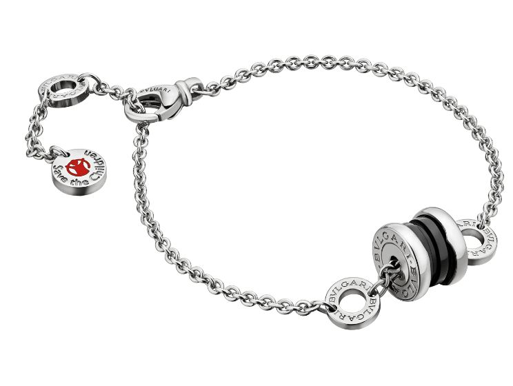 Bulgari has launched new RaiseYourHand campaign to support the Save the Children charity-jewelry