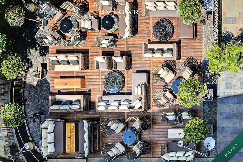 Bulgarti Hotels Milano - The Garden