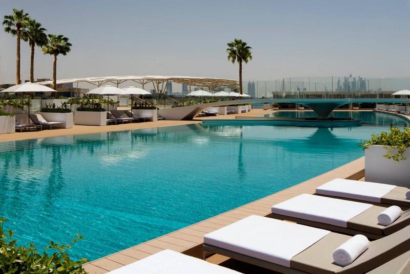 Burj Al Arab Terrace launch