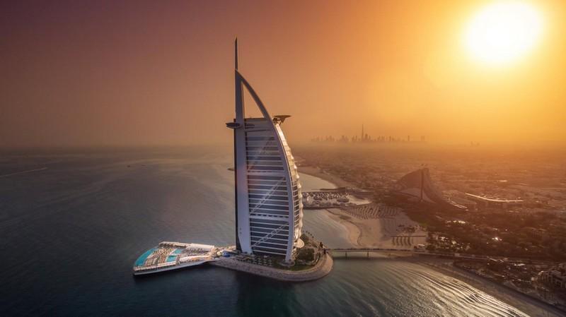Burj Al Arab Terrace2016-