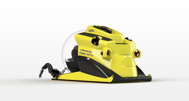 C-Researcher 3 submersible by U-Boat Worx_3
