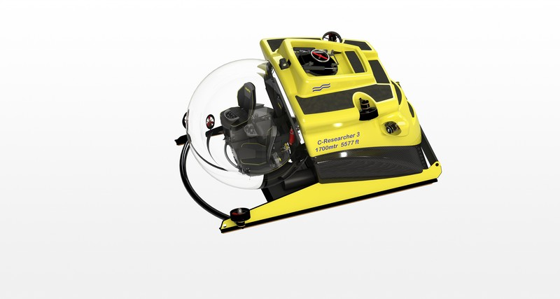 C-Researcher 3 submersible by U-Boat Worx_6