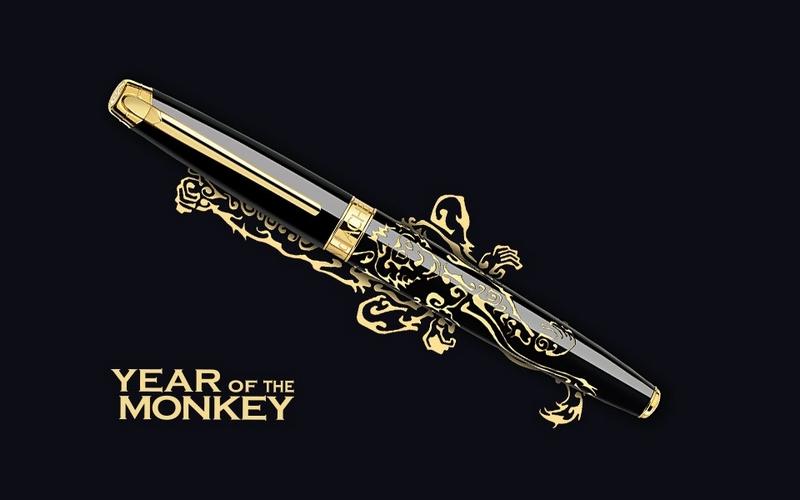 CARAN D'ACHE Year of the Monkey