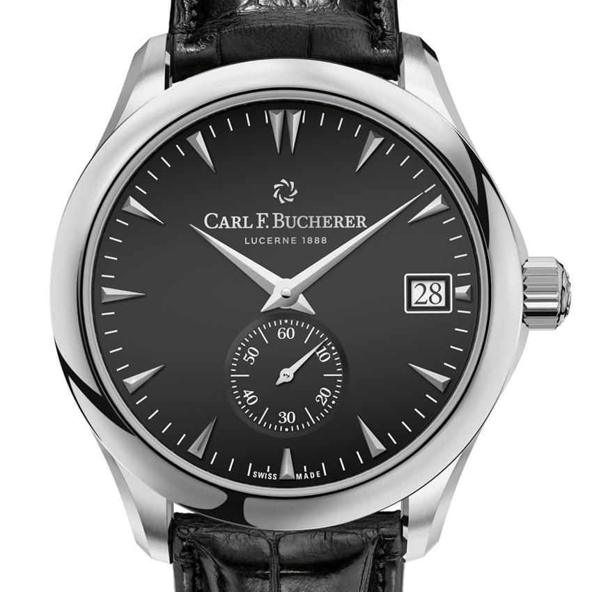 CARL F. BUCHERER Manero Peripheral watch-