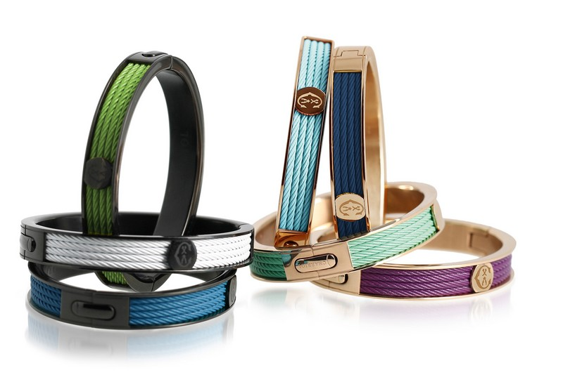 CHARRIOL FOREVER YOUNG COLORS bangles bracelets