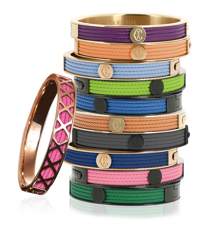 CHARRIOL FOREVER YOUNG COLORS bracelets