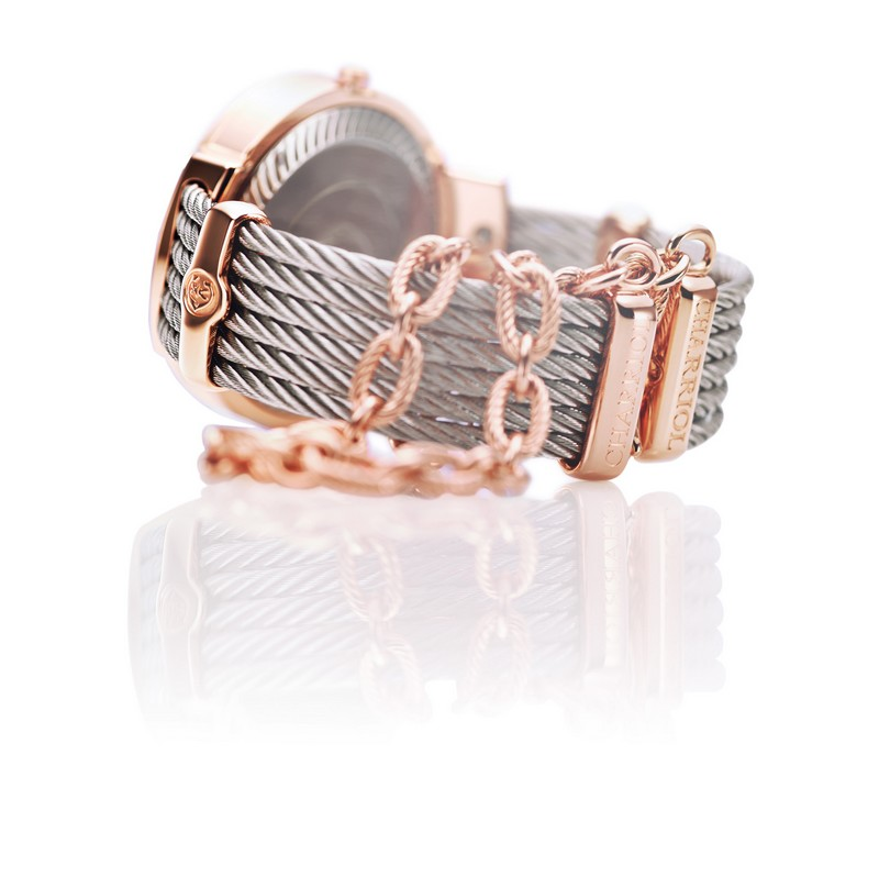 CHARRIOL ST-TROPEZ 35 Collection watch 2015 collection