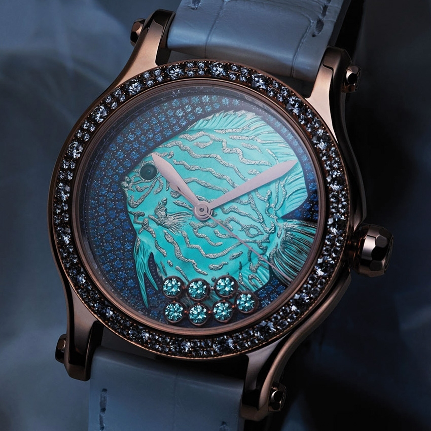 CHOPARD Happy Fish watch - basel
