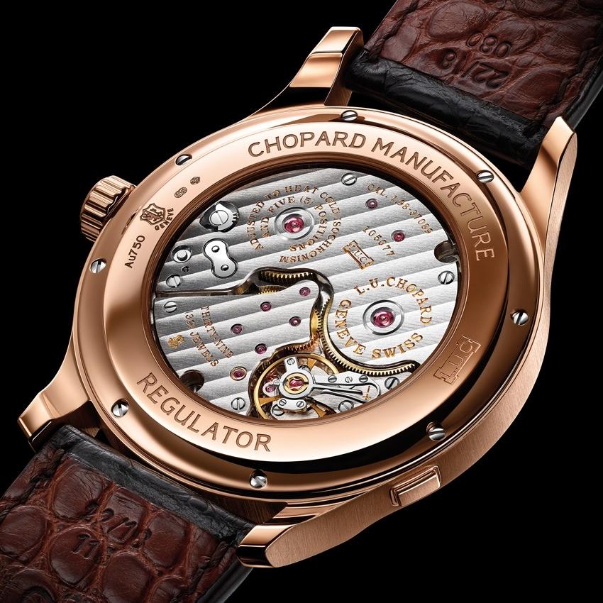 CHOPARD L.U.C Regulator watch-