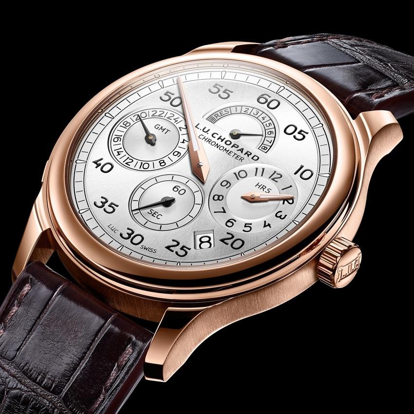 CHOPARD L.U.C Regulator watch