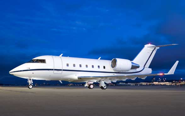 CL6013A - Private Aviation