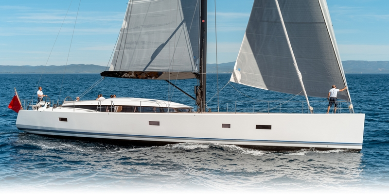 CNB – CNB 76 – 23,17m yacht