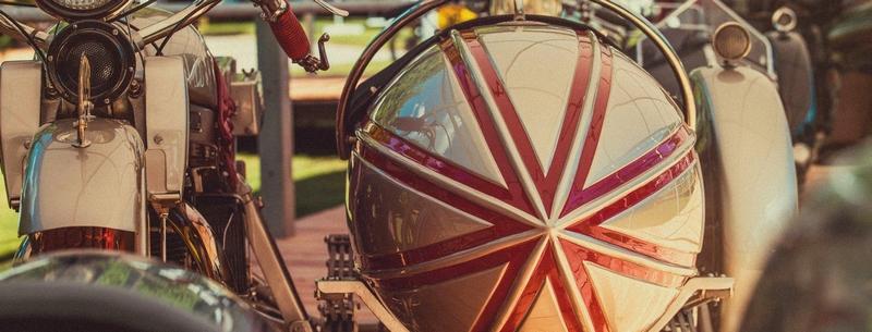COncorso d'eleganza villa d'este - rare motorcycle show-