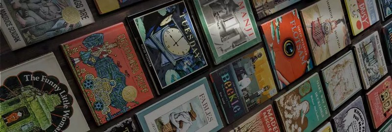 curated-collection-of-36-caldecott-medal-winning-childrens-books-100000