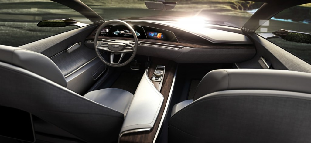 Cadillac's Escala concept previews craftsmanship and technical ideas in development for future