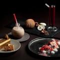 Café Royal on Regent Street dessert restaurant in London