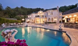 California luxury estate
