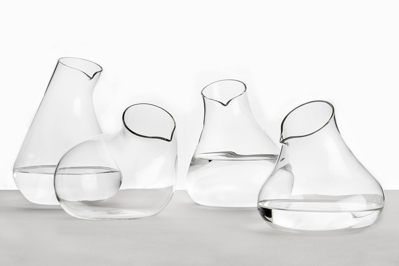 Campos-This is not a bottle at Mudac, Lausanne casts new light on wine containers