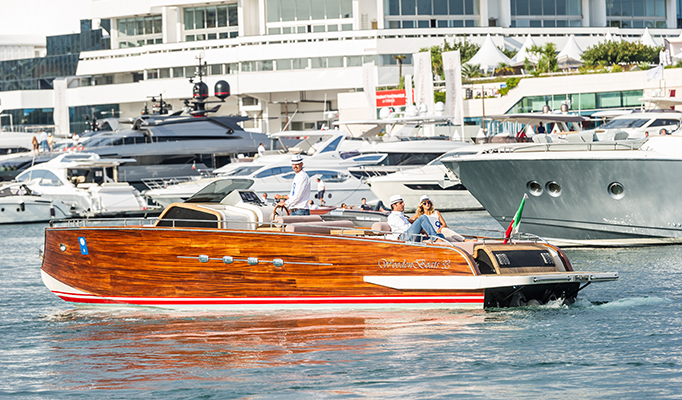 Cannes Yachting Festival Concours d Elegance 2015 - 1s edition-