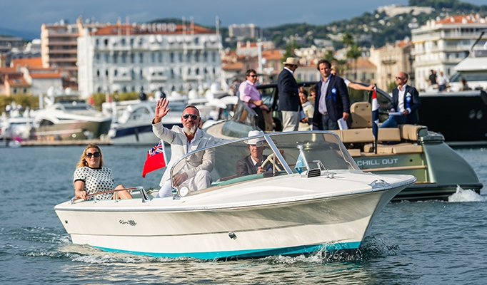 Cannes Yachting Festival Concours d Elegance 2015 - 1s edition