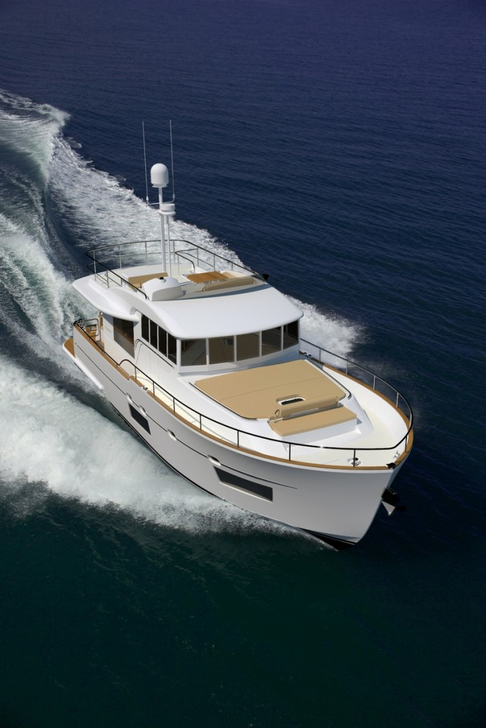 Cantieri Estensi relaunches with 17 meters 535 Maine -2016