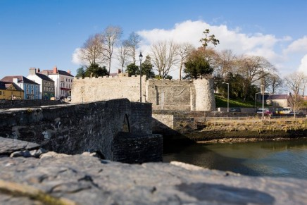 Cardigan Castle to reopen after £12m restoration