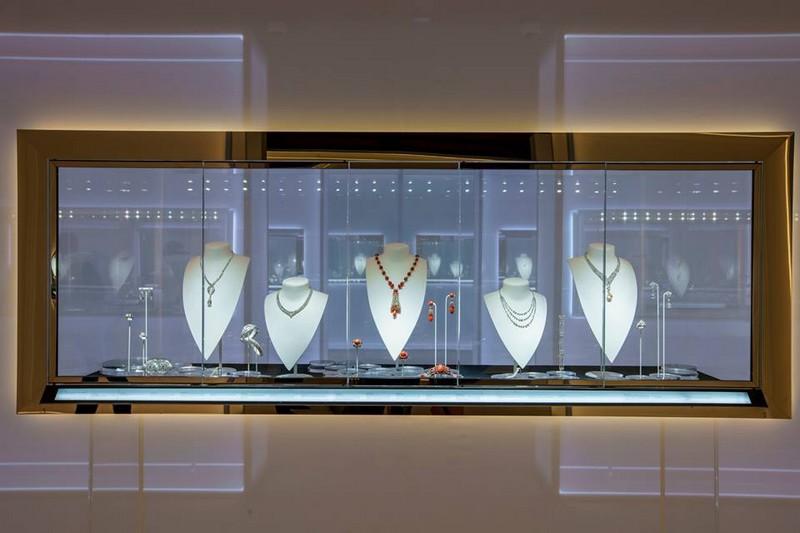 Cartier etourdissant  exhibition Singapore -