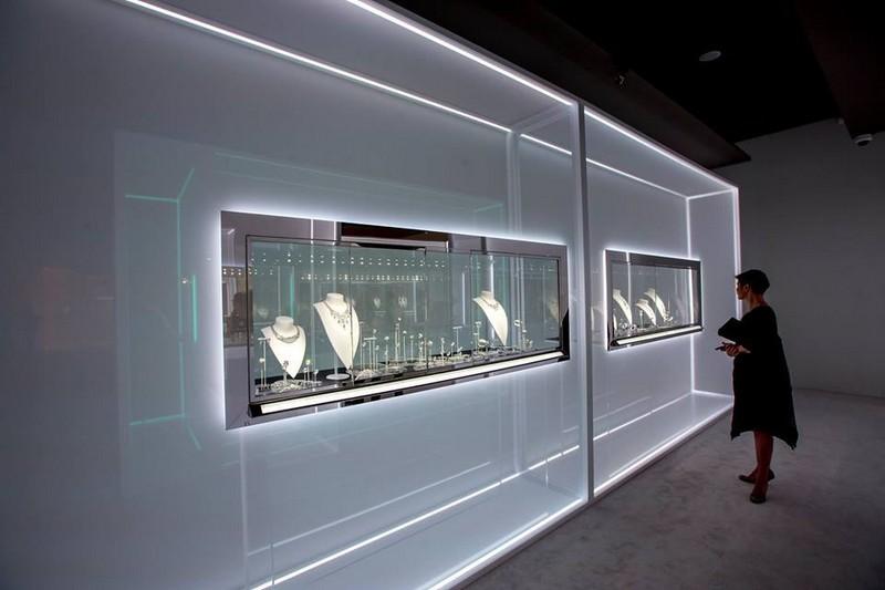 Cartier etourdissant  exhibition Singapore --