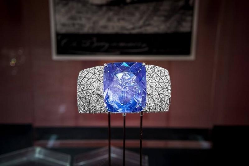 Cartier etourdissant  exhibition Singapote