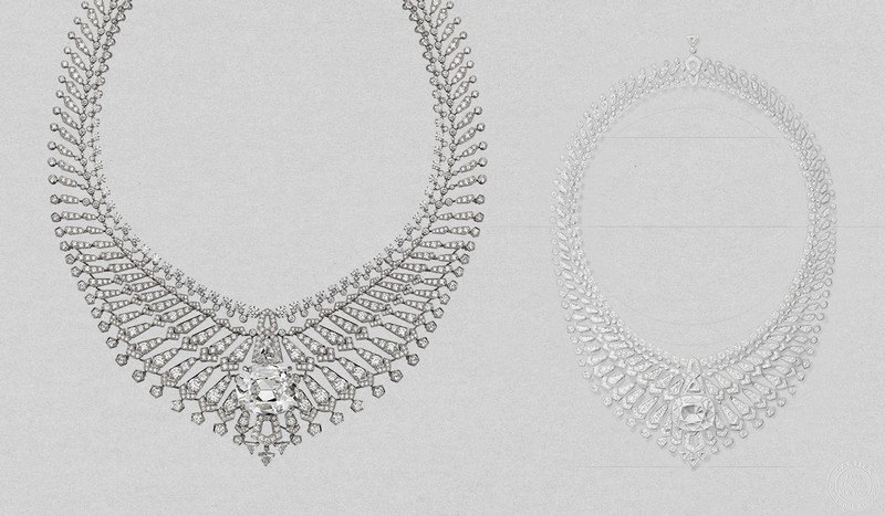 Cartier necklace Etourdissant