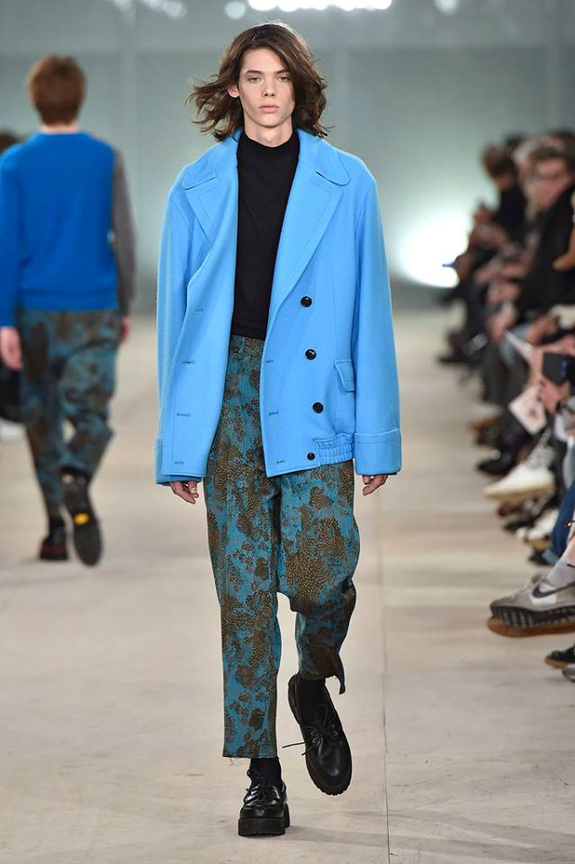 Casely-Hayford AW2016show