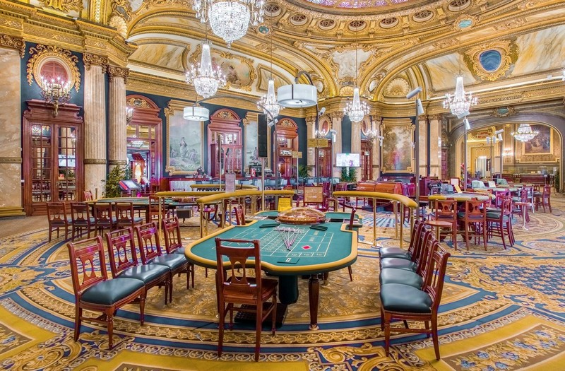 Casino de Monte-Carlo- The Most Luxurious Casinos In The World-Which table game is your favorite