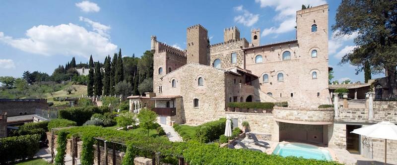 Castello di Monterone – Perugia, Italy