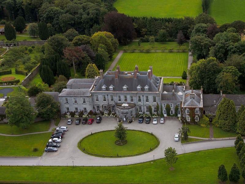 Castle Durrow – County Laois, Ireland --