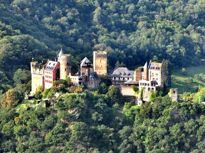 Castle Hotel Auf Schoenburg – Oberwesel, Germany-