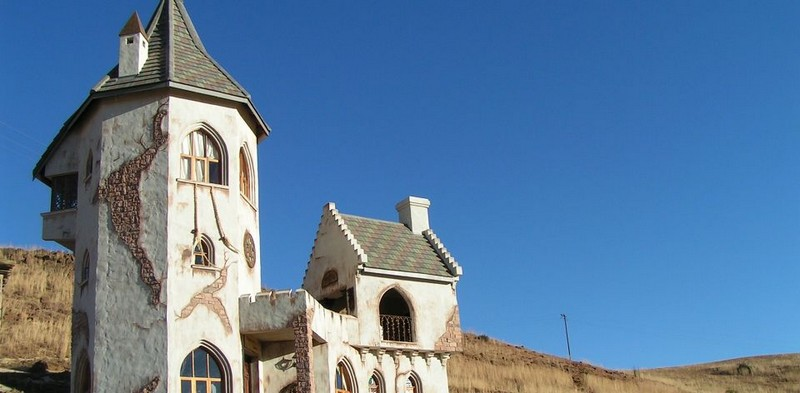 Castle in Clarens – Clarens, South Africa