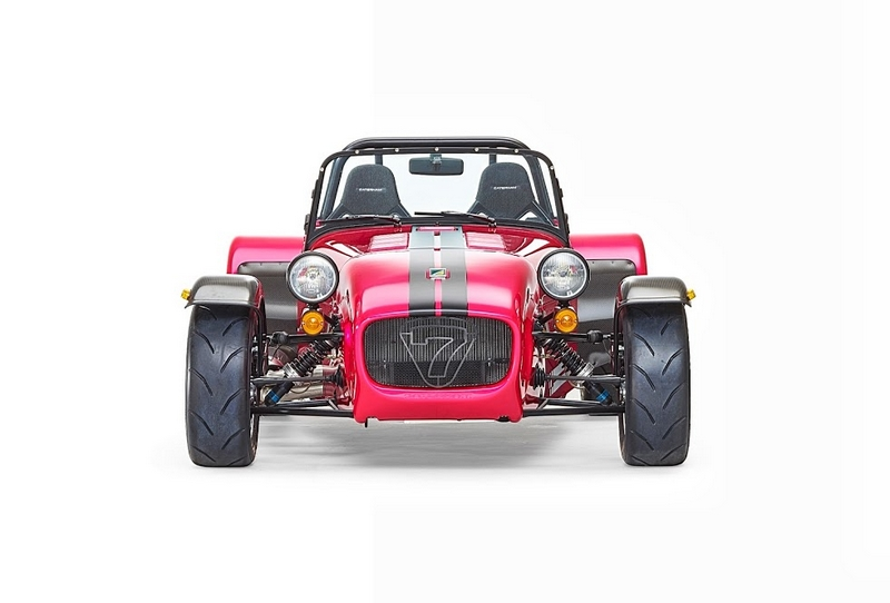 Caterham Cars 2015 - THREE new additions FOR 2015