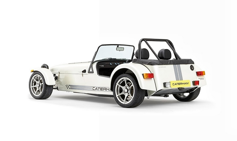 Caterham Cars new additions to its existing range of iconic sportscars -