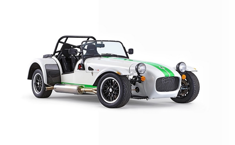 Caterham Cars new additions to its existing range of iconic sportscars 2015