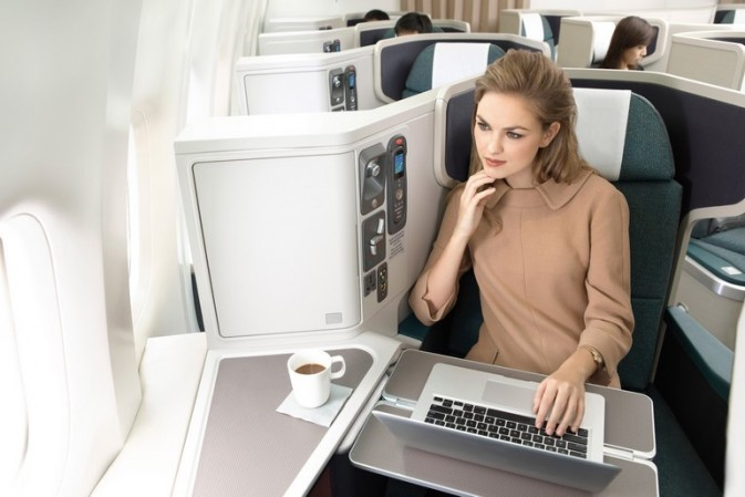 These airlines are consistently a byword for in-flight excellence and service
