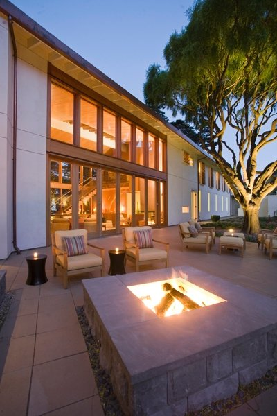 Cavallo Point - The Lodge at the Golden Gate; Fort Baker, San Francisco Bay