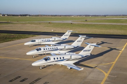 The best-selling light jet series in the world celebrates 25 years