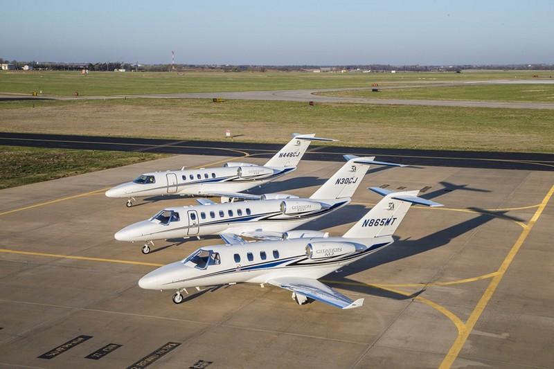 Cessna model 525 celebrates 25 years