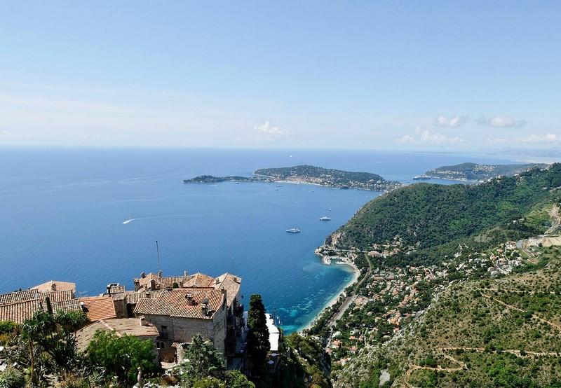 Château Eza in Eze Village, France - Best Hotel as voted by Travel Agents Small Luxury Hotels of the World- SLH Awards 2015