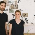 Champagne Perrier-Jouët Ephemera installation at 2014 Design Miami-Katharina Mischer  and Thomas Traxler
