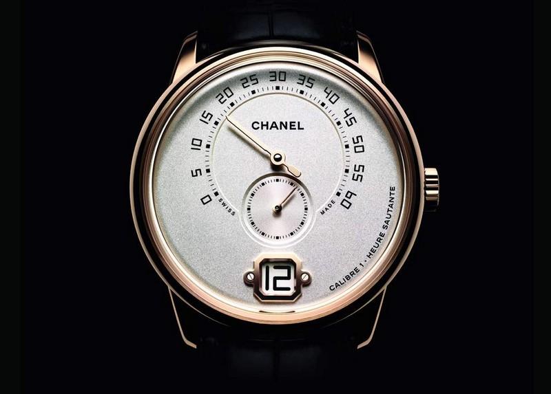 Chanel La Montre Monsieur de Chanel-
