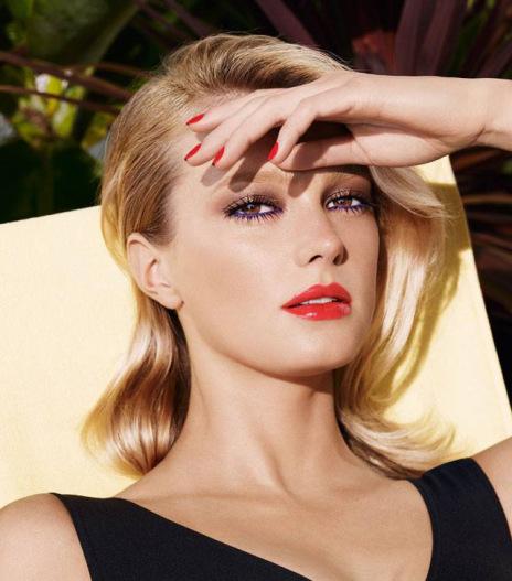Chanel Méditerranée collection 2015 Spring Summer makeup