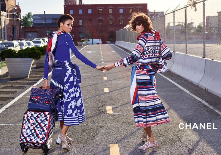 Chanel Spring Summer 2016 Ad Campaign