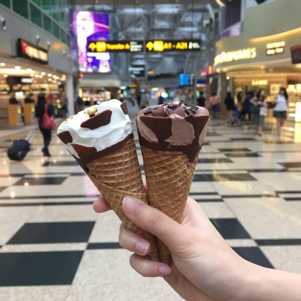 Changi Airport  Skytrax #WorldsBestAirport award